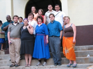 2008 Prayer and Action Delegation