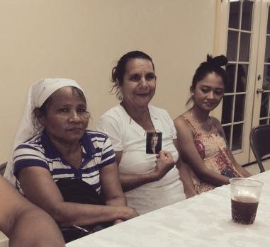 fatima and grandmother